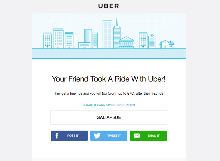 uber framework see think do care mail