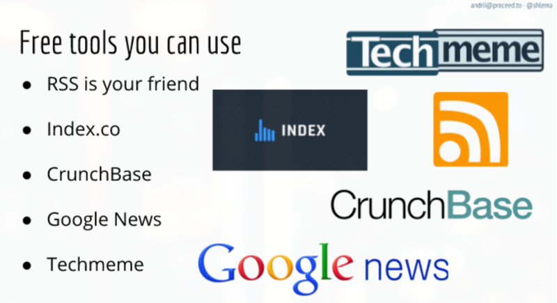 The tools to search for the publishers for pitching